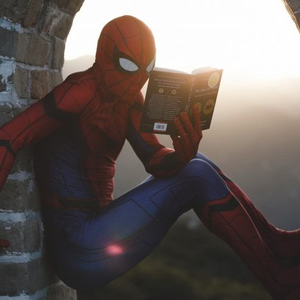 spiderman-book-storytelling-content-marketing