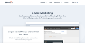 content-marketing-email-tool-hubspot