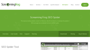 Screenshot-Screaming-Frog-Content-Audit-Tool