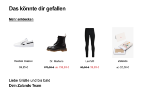 content-marketing-email-zalando-newsletter-damen