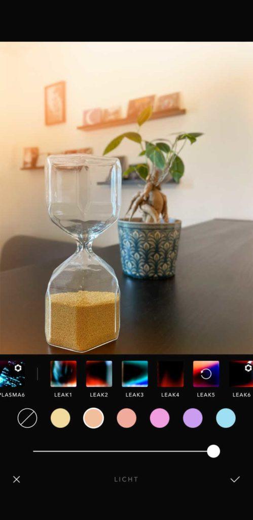 Instagram Apps und Tools: Afterlight 2