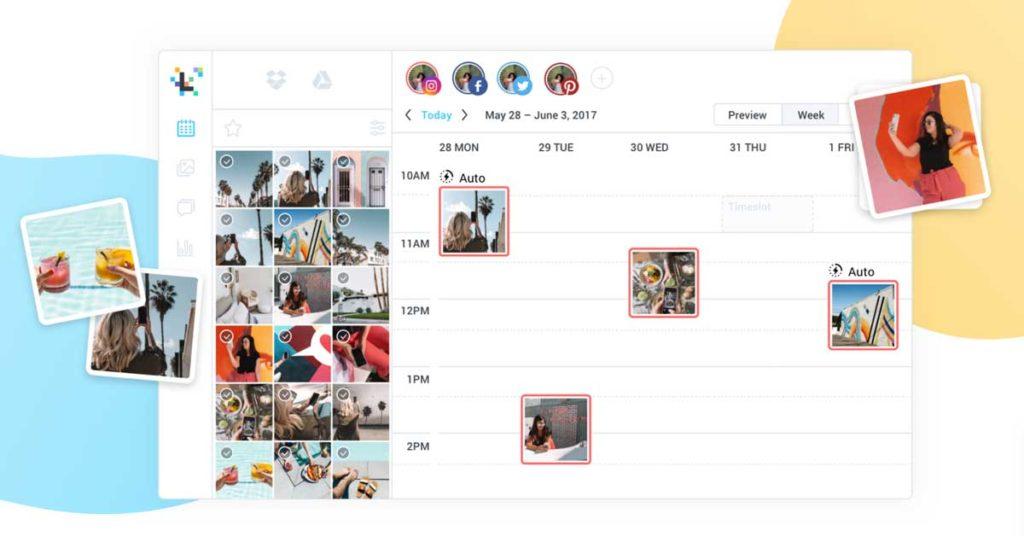 Instagram Apps und Tools: Later