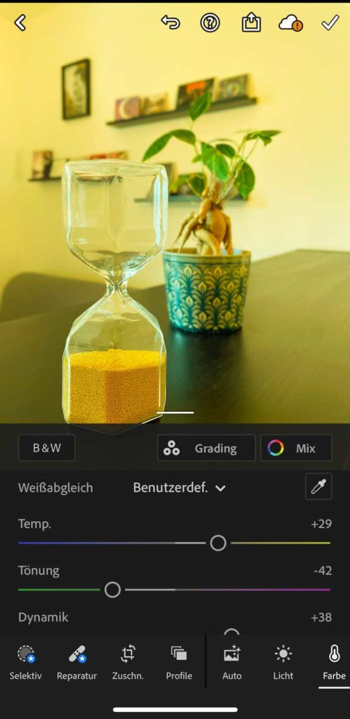Instagram Apps und Tools: Lightroom 2