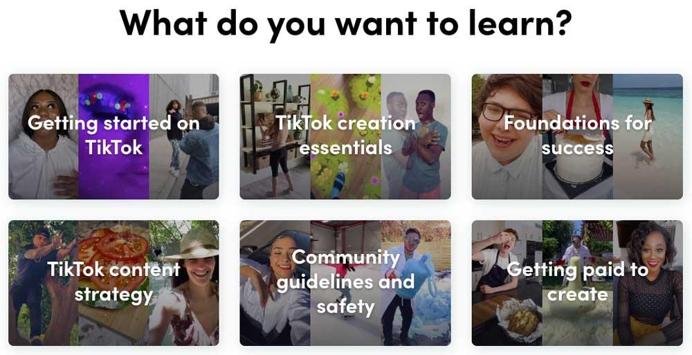 TikTok: Jetzt mit Creator-Portal