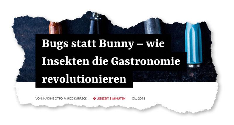 Case: Bugs statt Bunny