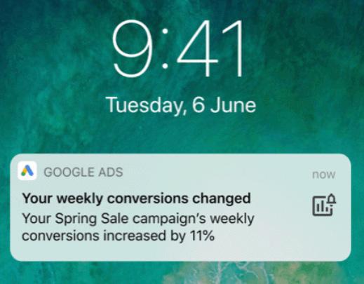 Google Ads: Neue Features für mobile App
